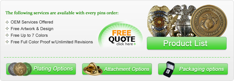 Custom Trading Pins and Coins-Lapel Pins OEM-Pins Fairy